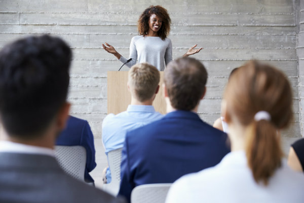 10 Public Speaking Tips