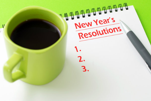 10 Tips to Help You Keep Your New Year's Resolutions