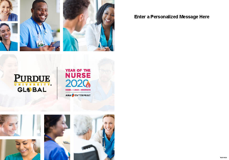 Nurses Week Thank You eCard