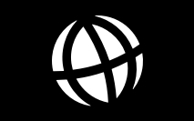 Purdue Global Black Globe Logo