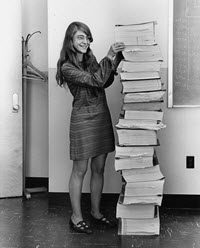Women in IT history