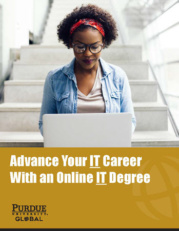 Advance Your IT Career Ebook Cover
