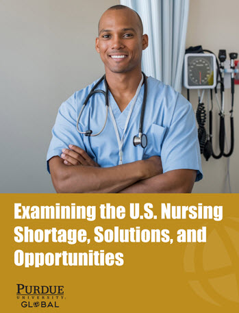Ebook: The U.S. Nursing Shortage, Solutions & Opportunities