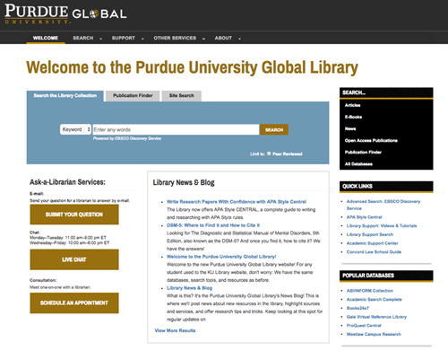 How Does Online College Work? A Purdue University Global FAQ Guide